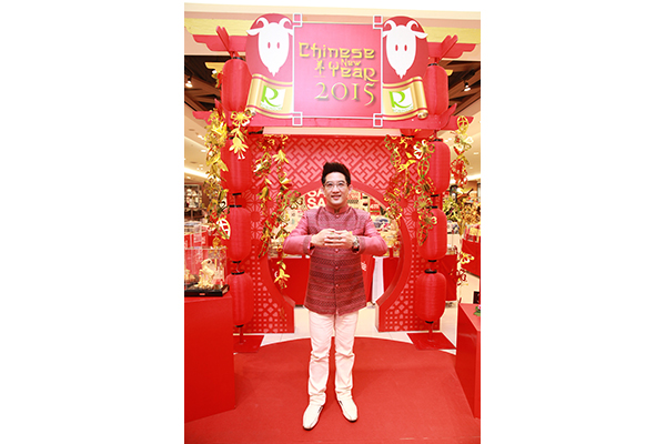 Robinson Chinese New Year 2015