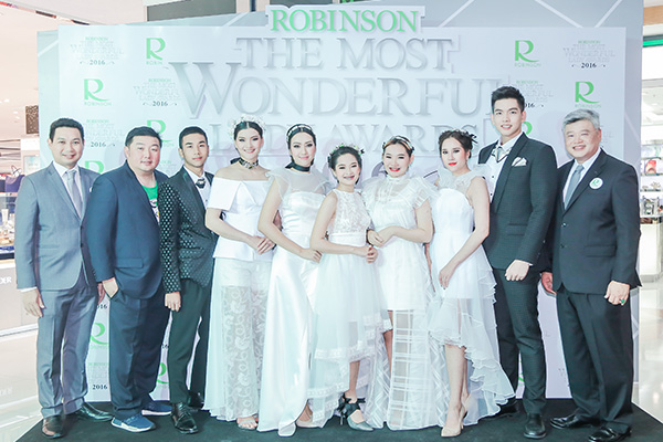 Robinson The Most Wonderful Lady Awards 2016