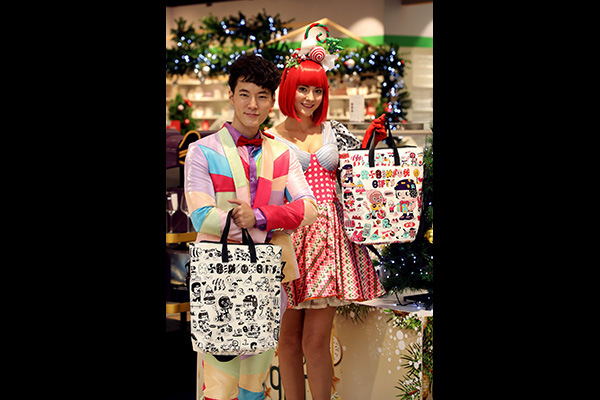 Robinson Gifts และ Robinson Lifestyle Make a Wish
